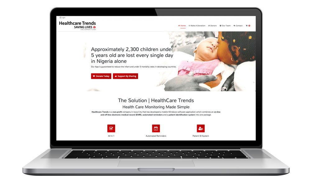 Responsive Website Design for Non-Profits